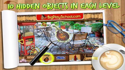 Boutique Cafe - Hidden Object