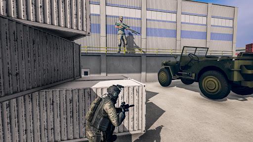 Commando Secret mission - FPS Shooting Games 2020  screenshots 3