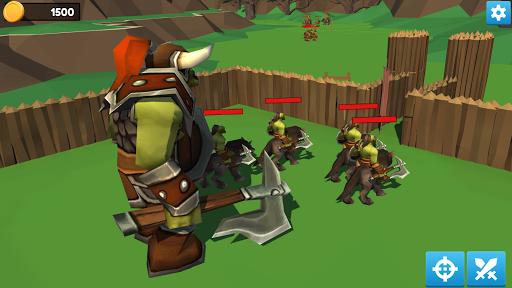 Low Poly Medieval Kingdom APK MOD (Astuce) screenshots 2