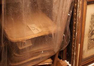 Photo: Storage Area - Lackawanna Historical Society Vaults (photos © Chris Balton)