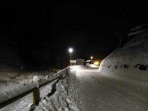 Photo: I Serrai illuminati per la passeggiata notturna