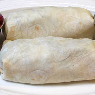 Shredded Beef Burritos (Low Carb Recipe).