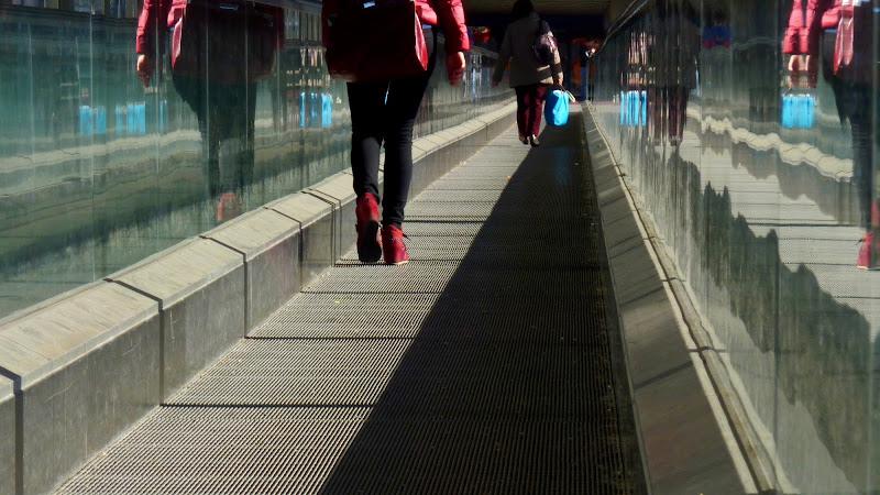 scarpe rosse di Fabri192020