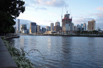 Photo: Brisbane cityscape.