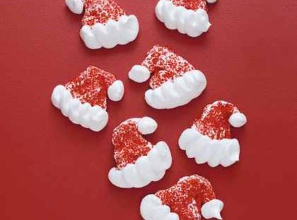 Sweet Little Santa Hats Recipe