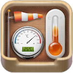 Amber Weather Pro Icon