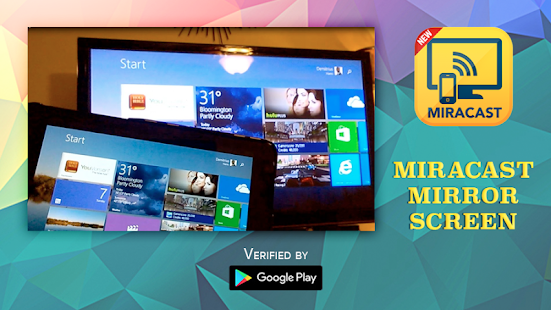 MiraCast For Android to TV - Apps on Google Play