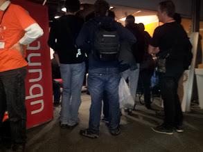 Photo: Talks, conferences, showcases, workshops, classroom, installs, asso; we take any idea to improve Ubuntu Parties
