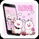 Pink Cute Piggy Theme APK