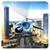Helicopter Racing & Parking Simulator Offline