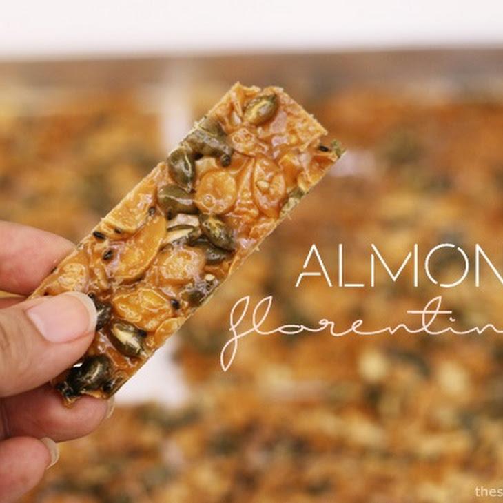 Almond Florentine
