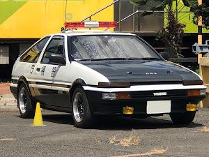 スプリンタートレノ AE86 GT-V 1985年式  2.5型のカスタム事例画像 ケイAE86さんの2020年02月27日23:03の投稿