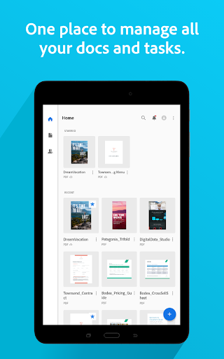 Adobe Acrobat Reader: PDF Viewer, Editor & Creator 20.0.1.11139 Apk for Android 17