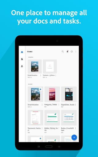 Adobe Acrobat Reader: PDF Viewer, Editor & Creator screenshot 17