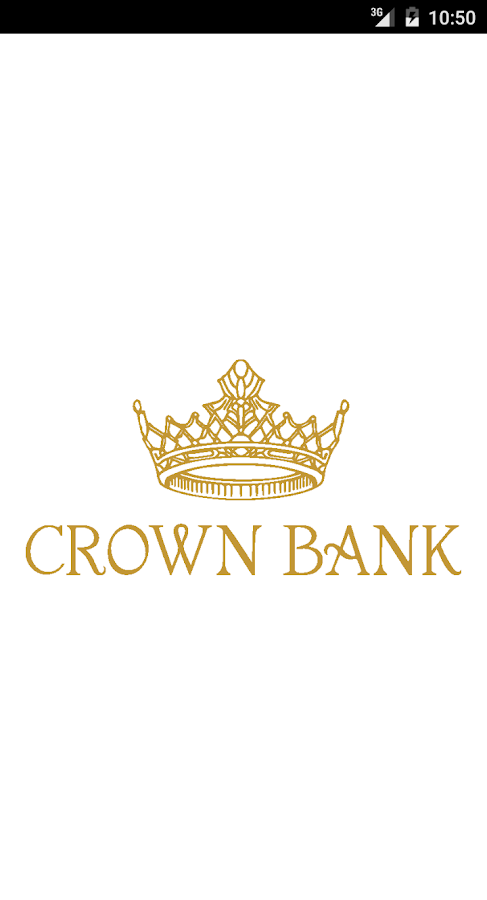Crown Bank on the Go- screenshot