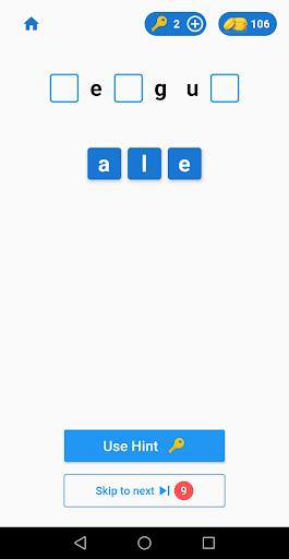 Blanks : Guess the word screenshot 7