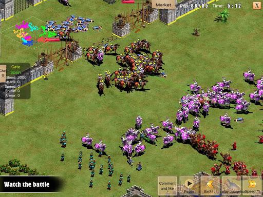 War of Empire Conquestuff1a3v3 Arena Game Screenshots 20