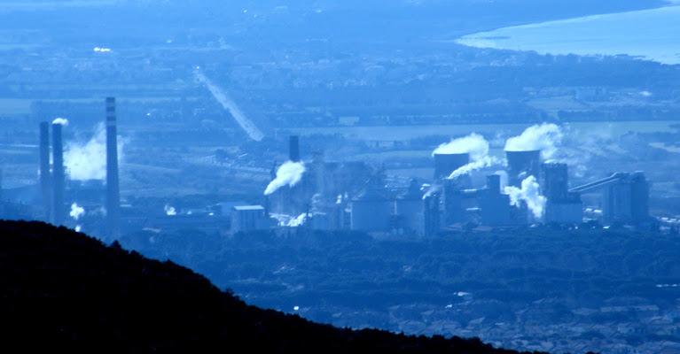 panorama industriale di pilotto