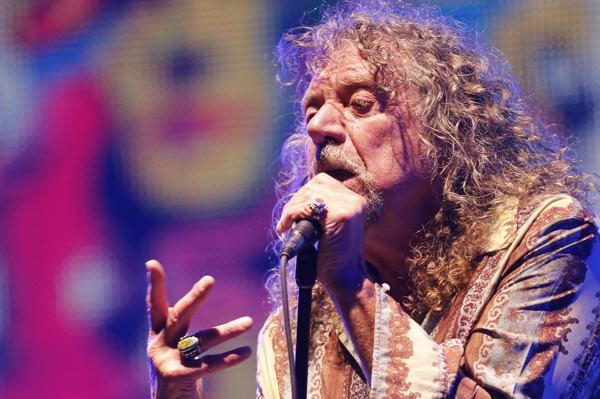 Robert Plant - Led Zeppelin - Yabancı Rock Şarkıcıları