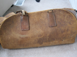 Photo: Military Duffle