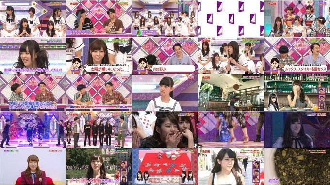 161221 (DVDrip)(720p) 乃木坂46 衛藤美彩の『推しどこ?』