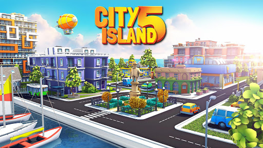 City Island 5 - Tycoon Building Simulation Offline 2.4.2 screenshots 1