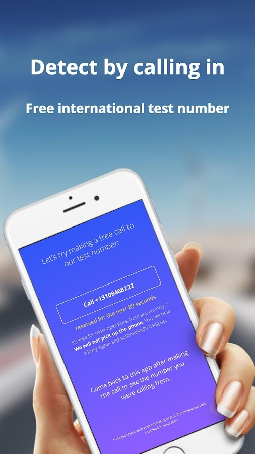 My Number - whatismynumber.io: find phone number- screenshot