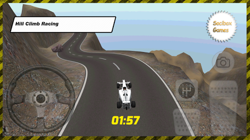Super Hill Climb Racing