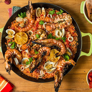 Paella Roja