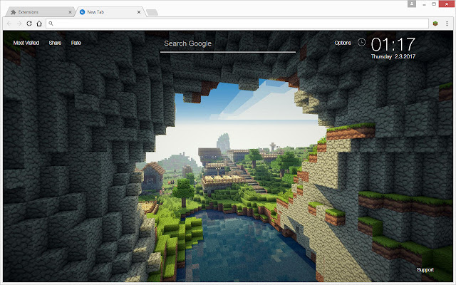 minecraft for chrome os download