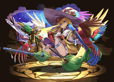 光翼の大魔女・ファスカ