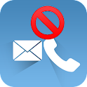 Call and SMS Blocker Free icon