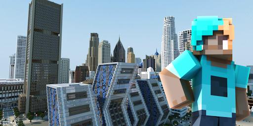 City Maps for Minecraft PE cheat hacks