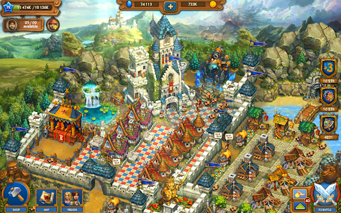 The Tribez & Castlez- screenshot thumbnail