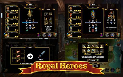 Royal Heroes: Auto Royal Chess screenshots apkspray 10