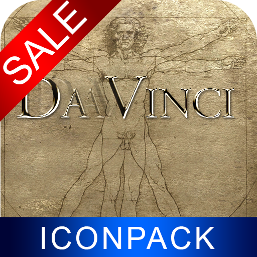 Davinci HD Icon Pack