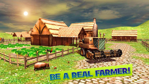 Countryside Farm Simulator 3D