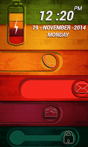 Touch Wood Go Locker Theme screenshot 1