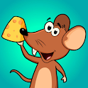 Mikey Spy Mouse Trap: Cheese and Mouse Maze Games icon