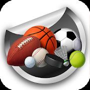 Sports Stickers WAStickerApps