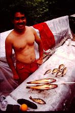 Photo: Dat the fisherman.