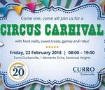 Circus Carnival : Curro Durbanville Independent School