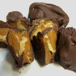 Caramel Nut Clusters