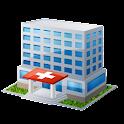 Hospitals Near Me icon