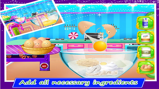 Doll House Cake Maker 1.0 8