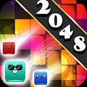 Blocks 2048:Shooter Puzzle icon