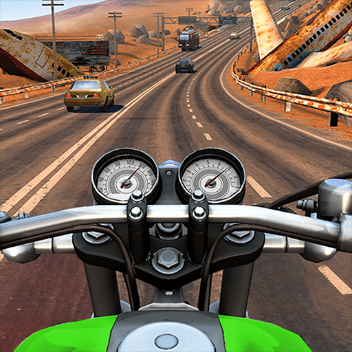 Moto Rider GO: Highway Traffic APK Cracked Download