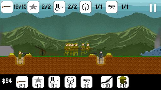 Trench Assault 1.4.2 screenshots 2