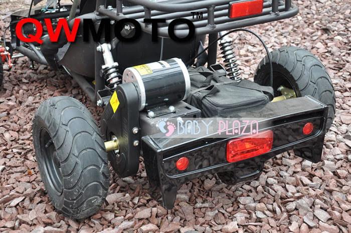 Xe đua F1 chạy bằng điện QWATV-04A 9