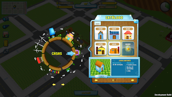 GaiaTown Costa Rica screenshot